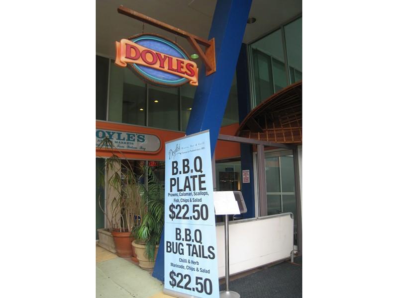 doyles-entrance
