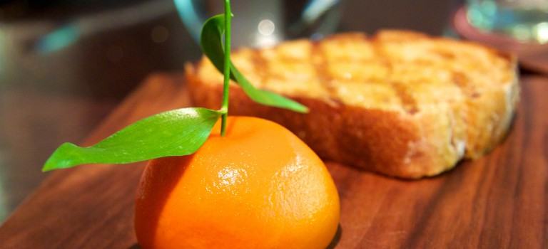 ABOUT HESTON BLUMENTHAL'S MEAT FRUIT