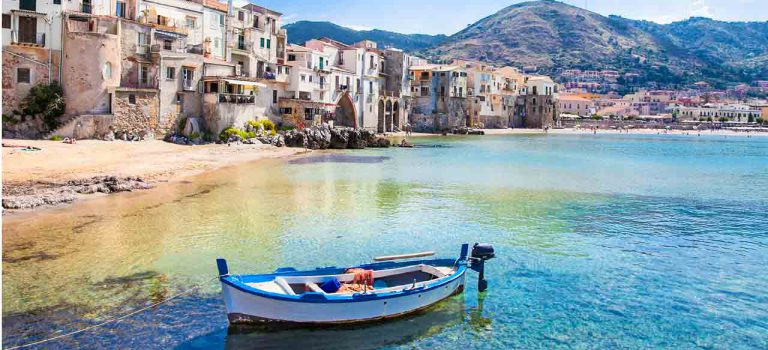 ITALY, SICILIAN STYLE