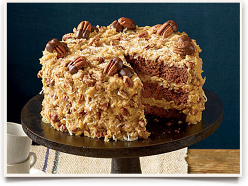 Best German Chocolate Cake In Dallas