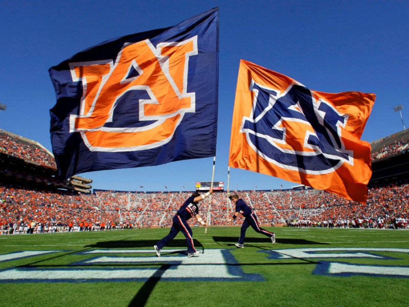 NCAA Football: New Mexico State at Auburn