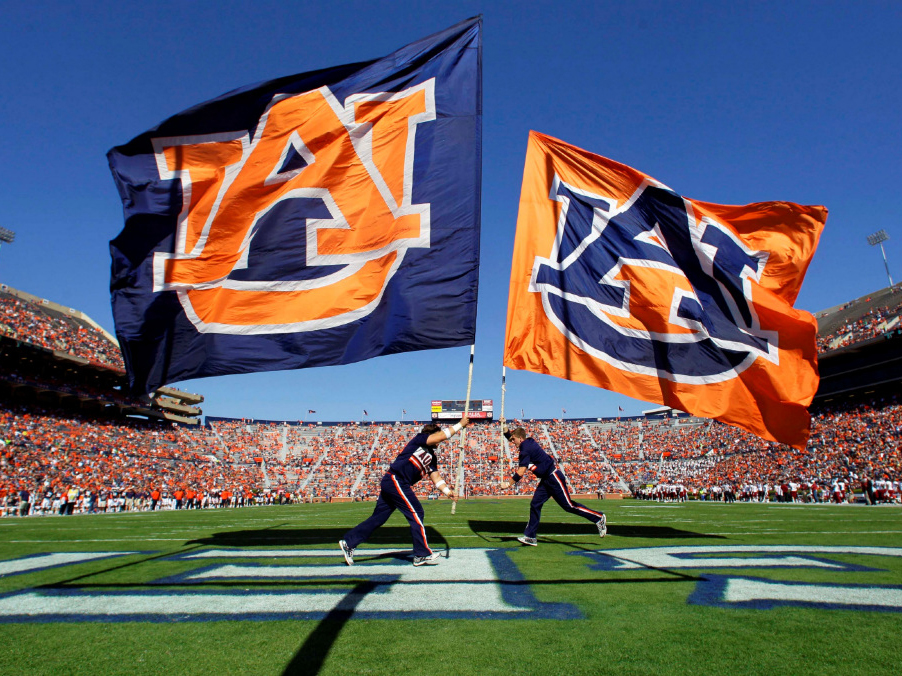 NCAA Football: New Mexico State at Auburn