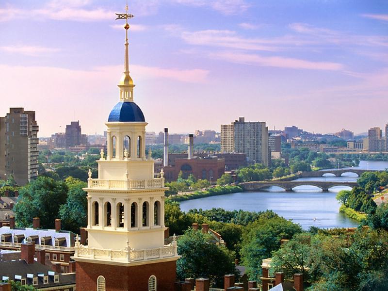 Harvard University Spire, Cambridge, MA