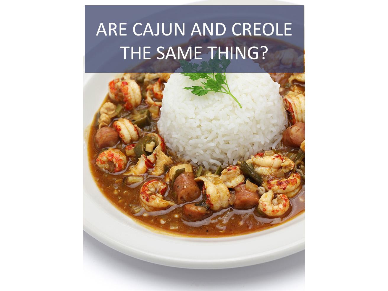 gumbo with crawfish, chicken & sausage